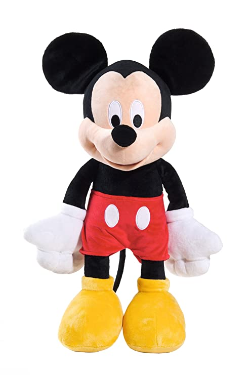 f3f0294e101 Image Unavailable. Image not available for. Color  Disney Classic Mickey  Large Plush