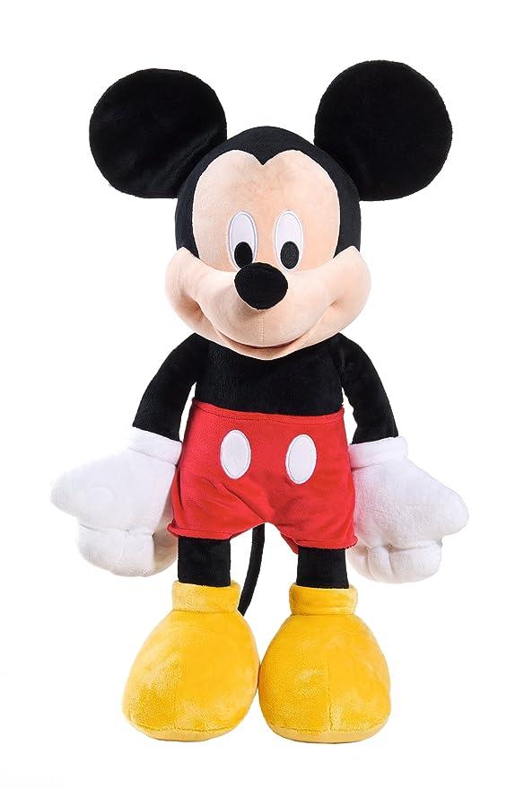f2e8a2b7a565 Amazon.com  Disney Classic Mickey Large Plush  Toys   Games
