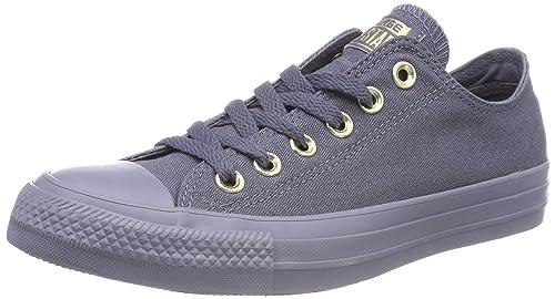 buy popular ced0e ff445 Converse Ctas Ox Blue Slate Blue Slate Basses Mixte Adulte