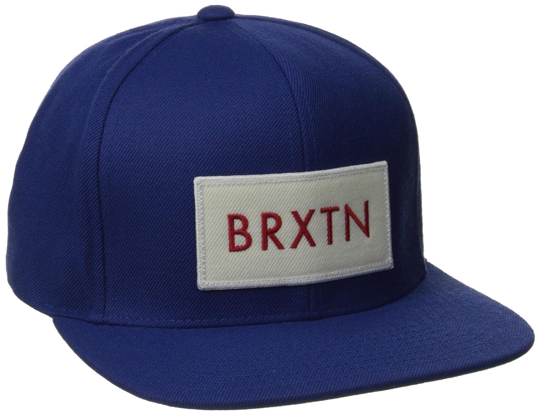 13ee53c4ce477 Amazon.com  Brixton Men s Rift Snap Back