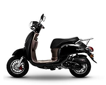 moto scooter retro