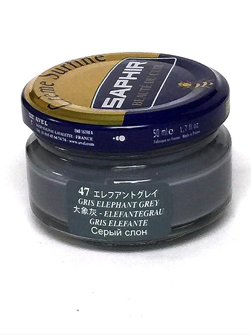 Saphir Crema Surfine Betún para calzado 50 ml: Amazon.es: Zapatos y complementos