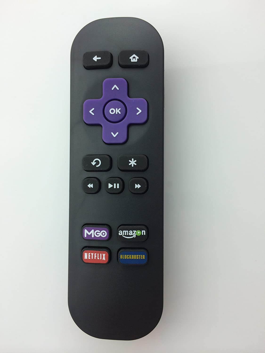 Roku Box: New Beyution Replaced Remote Control For Roku 1 (Lt, Hd