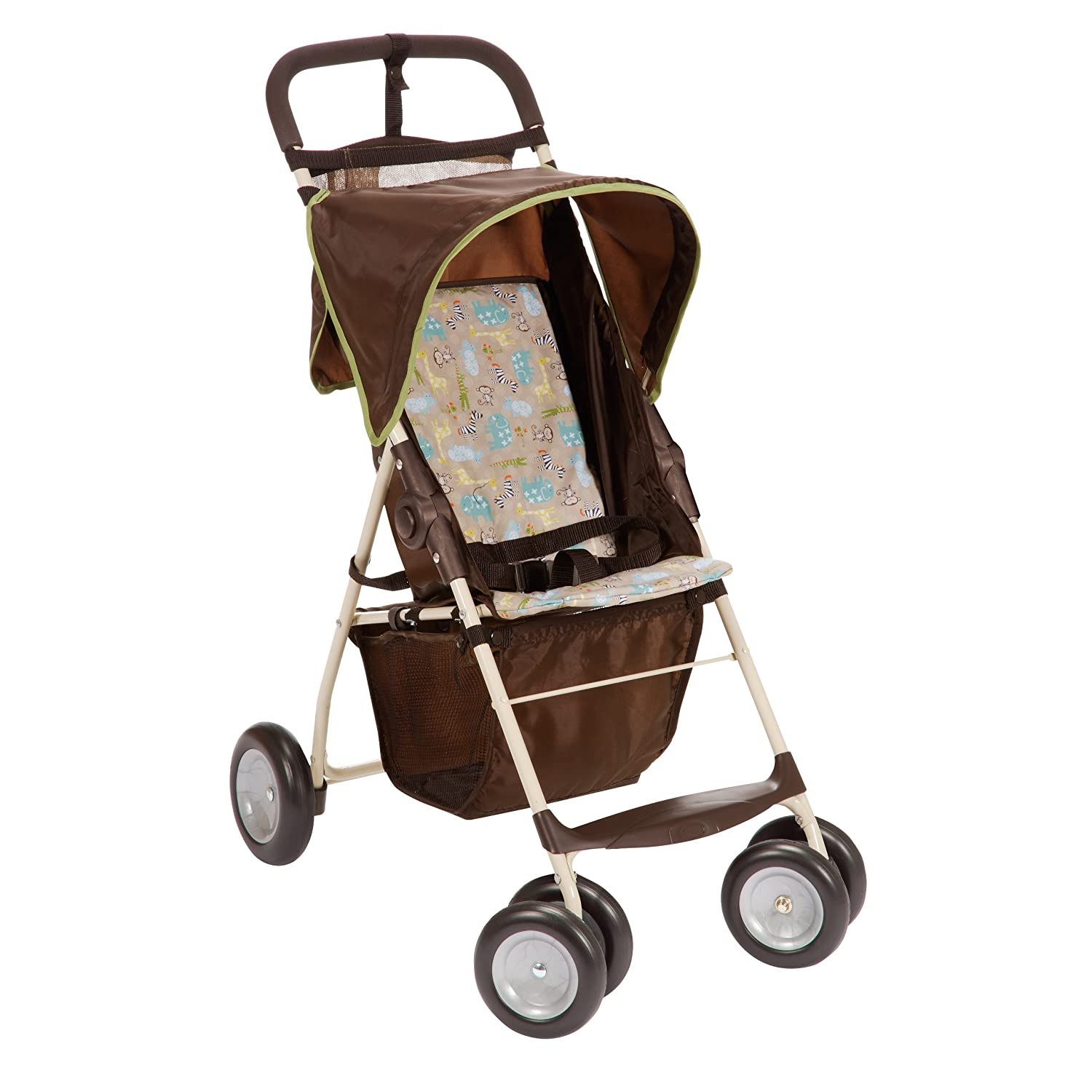 Amazon Cosco Deluxe fort Ride Stroller Kontiki Discontinued by Manufacturer Lightweight Strollers Baby