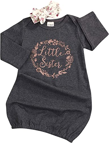 YOUNGER STAR Newborn Baby Girl Letter Print Sleeping Gown,Swaddle Sack Sleepwear Romper Sleeping Bags