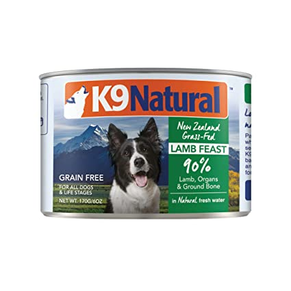 Best Natural Dog Food >> K9 Natural Canned Dog Food Perfect Grain Free Healthy Hypoallergenic Limited Ingredients Made In New Zealand Bpa Free Wet Dog Food