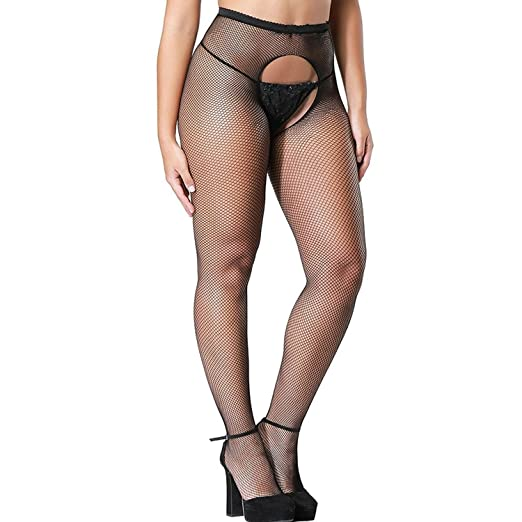 For Picture of women crotchless pantyhose