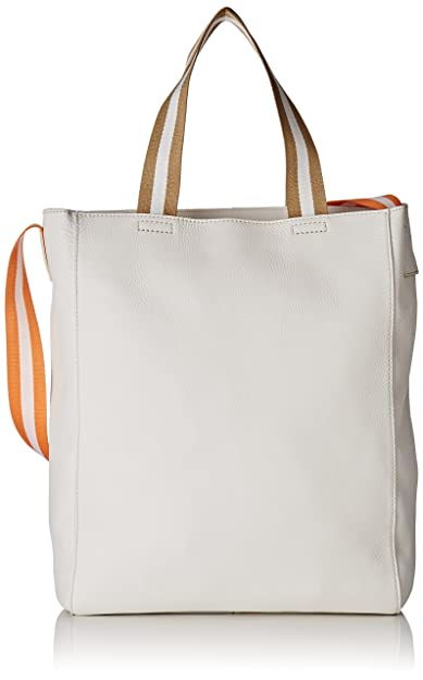 f644b20464e Clarks Women's Tothill Rise Top-Handle Bag, (White Leather), 8x41x31 ...