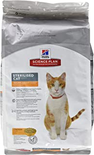 Hill`s Science Plan Alimento con Sabor a Pollo para Gatos Adultos Esterilizados - 1