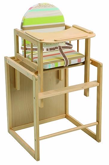 Kinderstuhl Und Tisch roba kombi hochstuhl hochstuhl mit essbrett wandelbar zu tisch
