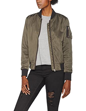 finest selection bb63e d30e8 Urban Classics Damen Jacke Ladies Nylon Twill Bomber Jacket