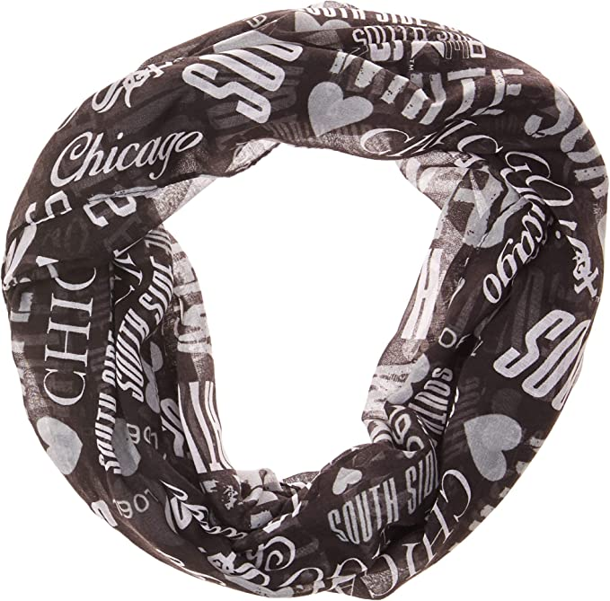 FOCO Repeat Wordmark Pr Infinity Scarf REPEAT WORDMARK PR INFINITY SCARF