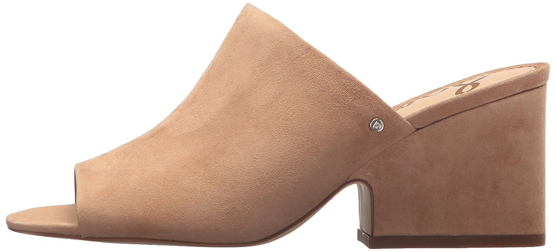 Sam 10 Edelman Women's Rheta Wedge Sandal B072NBMQV4 10 Sam B(M) US|Golden Caramel Suede 513700