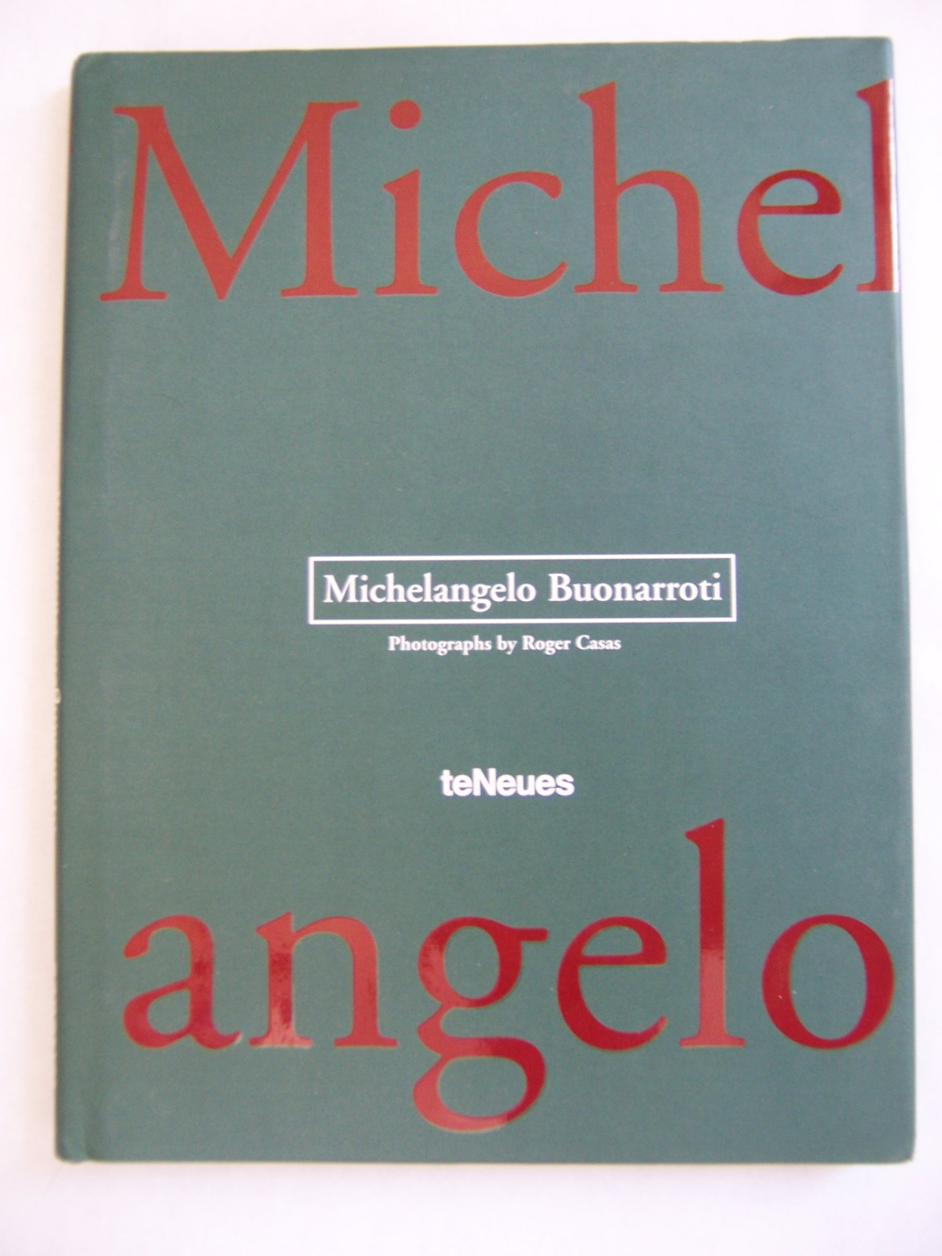 michelangelo buonarroti 7 x 9 80 page book