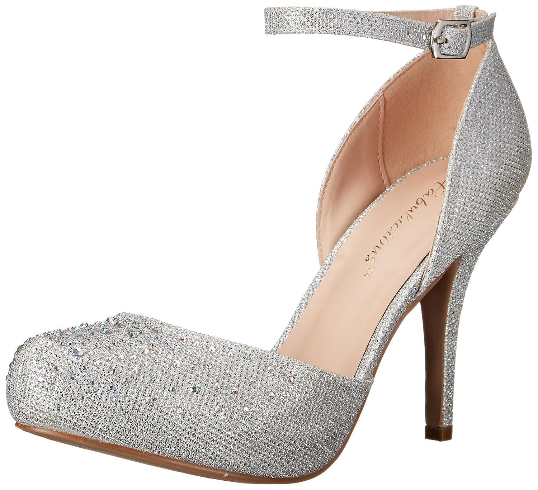 TALLA 37 EU. Pleaser Covet 03, Zapatos de tacón, Mujer