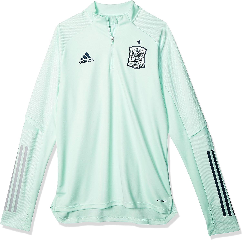 adidas Selección Española Temporada 2020/21 Sudadera Entrenamiento, Unisex, toqver, XXL: Amazon.es: Deportes y aire libre