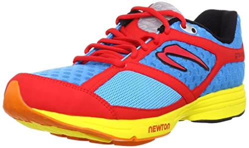 Amazon.com | Newton Running Gravity (Blue/Red) Mens Running Shoes (Blue/Red) | Running