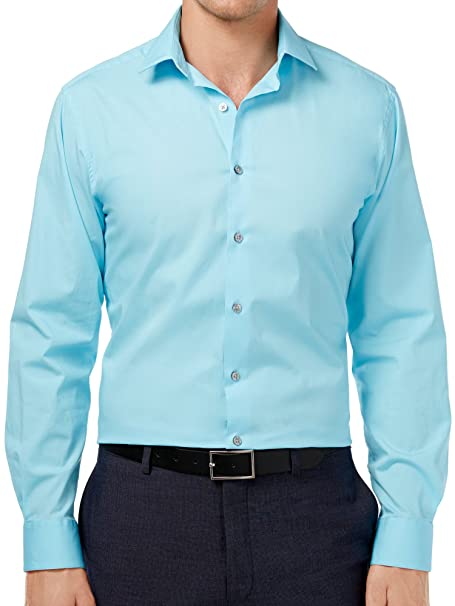fashion styles best deals on enjoy discount price Alfani Spectrum Mens Slim-Fit Stretch Shirt