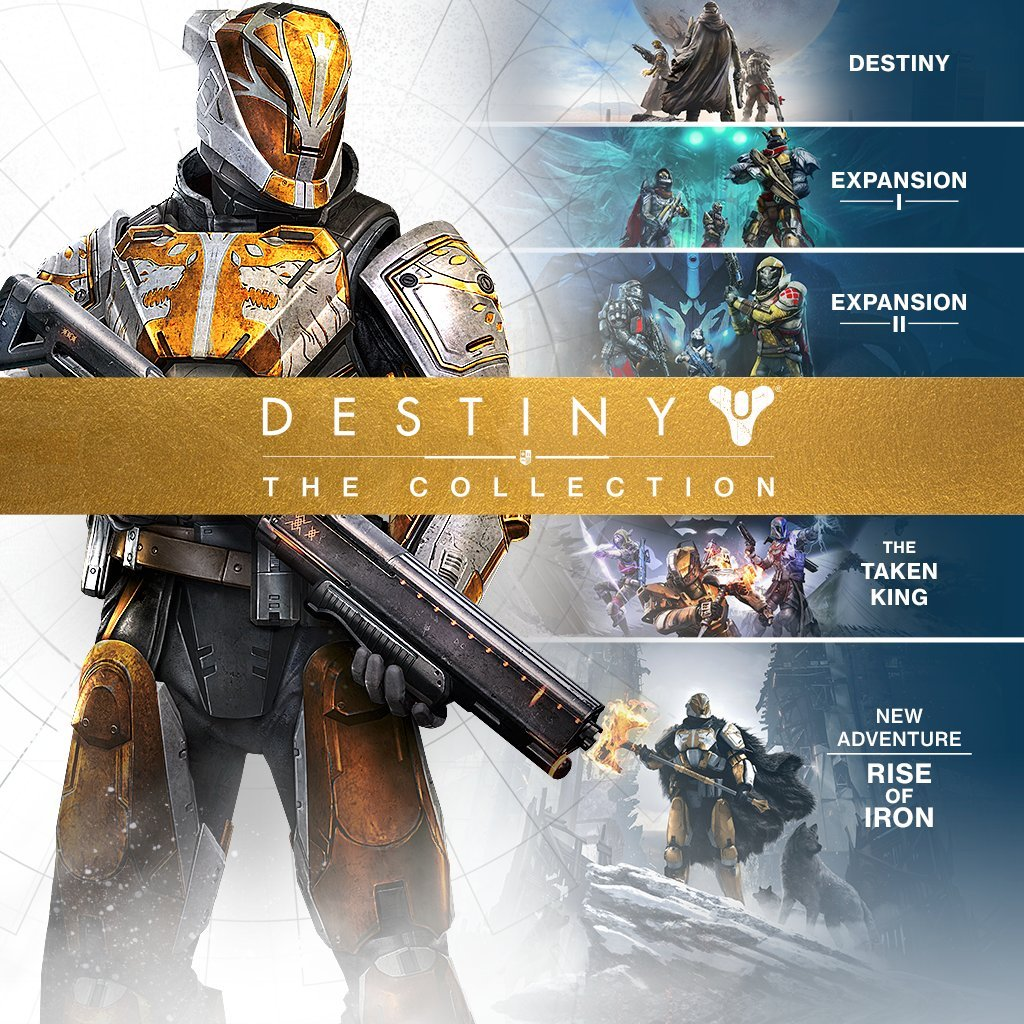 Destiny - The Collection - PS4 [Digital Code]