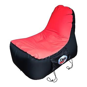 Chillibag Rojo de Negro: La Silla De Modelos Aire, mejor que ...