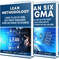 Lean: What You Need to Know About Lean Six Sigma, Agile Project Management, Scrum and Kanban (English Edition)