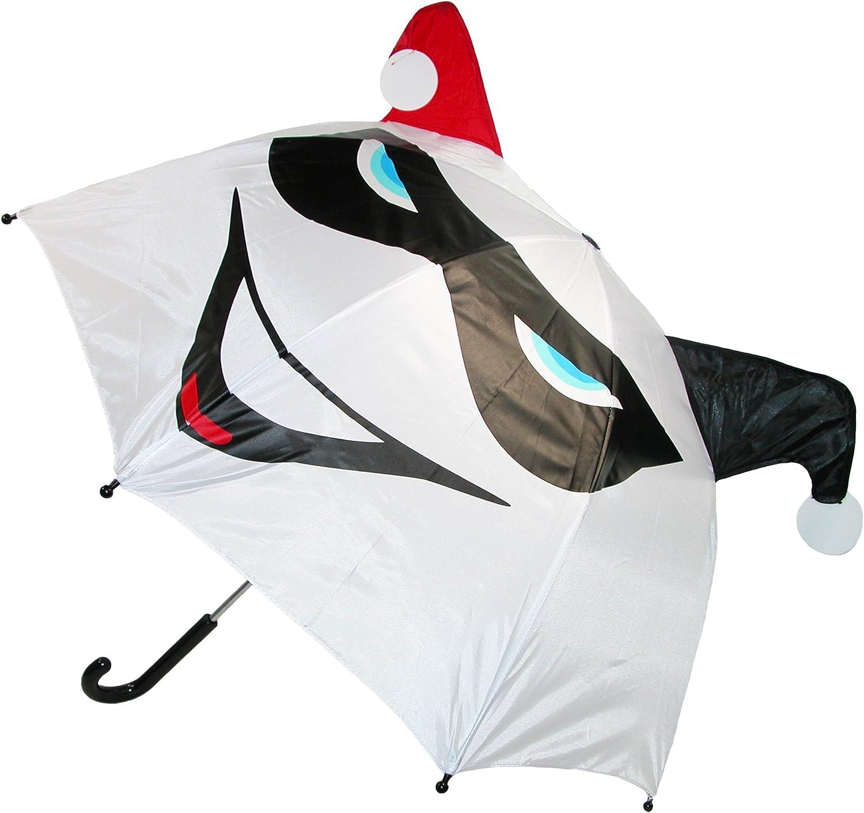 DC Comics Harley Quinn 3D Umbrella