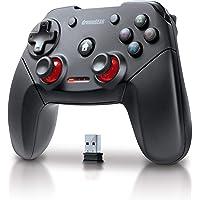 DreamGEAR Shadow Pro Controller (Black/Red) - PC; Mac; Linux; PlayStation 3 vídeo juego