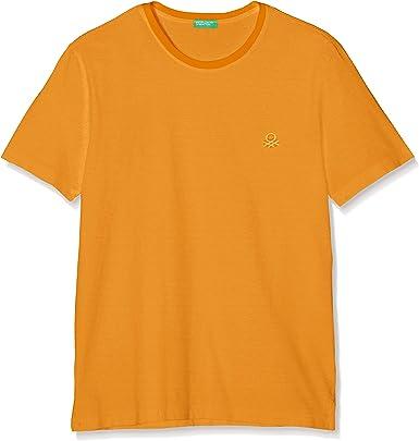 United Colors of Benetton T-Shirt Camiseta de Tirantes para Hombre