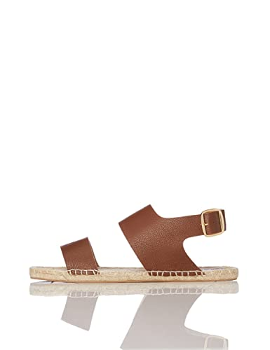 273b17237ef0 find. Sandales Plates Femme: Amazon.fr: Chaussures et Sacs