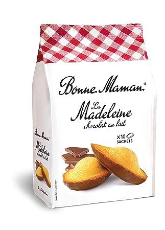 Bonne Maman Madeleines Chocolat Au Lait 300 G Amazon Fr Amazon Pantry