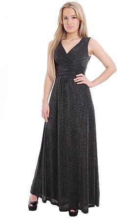 Elegante para vestido de noche largo para mujer vestido Concierto ...
