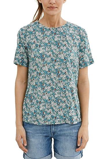 8818170f0d560 edc by Esprit Blouse Femme  Amazon.fr  Vêtements et accessoires