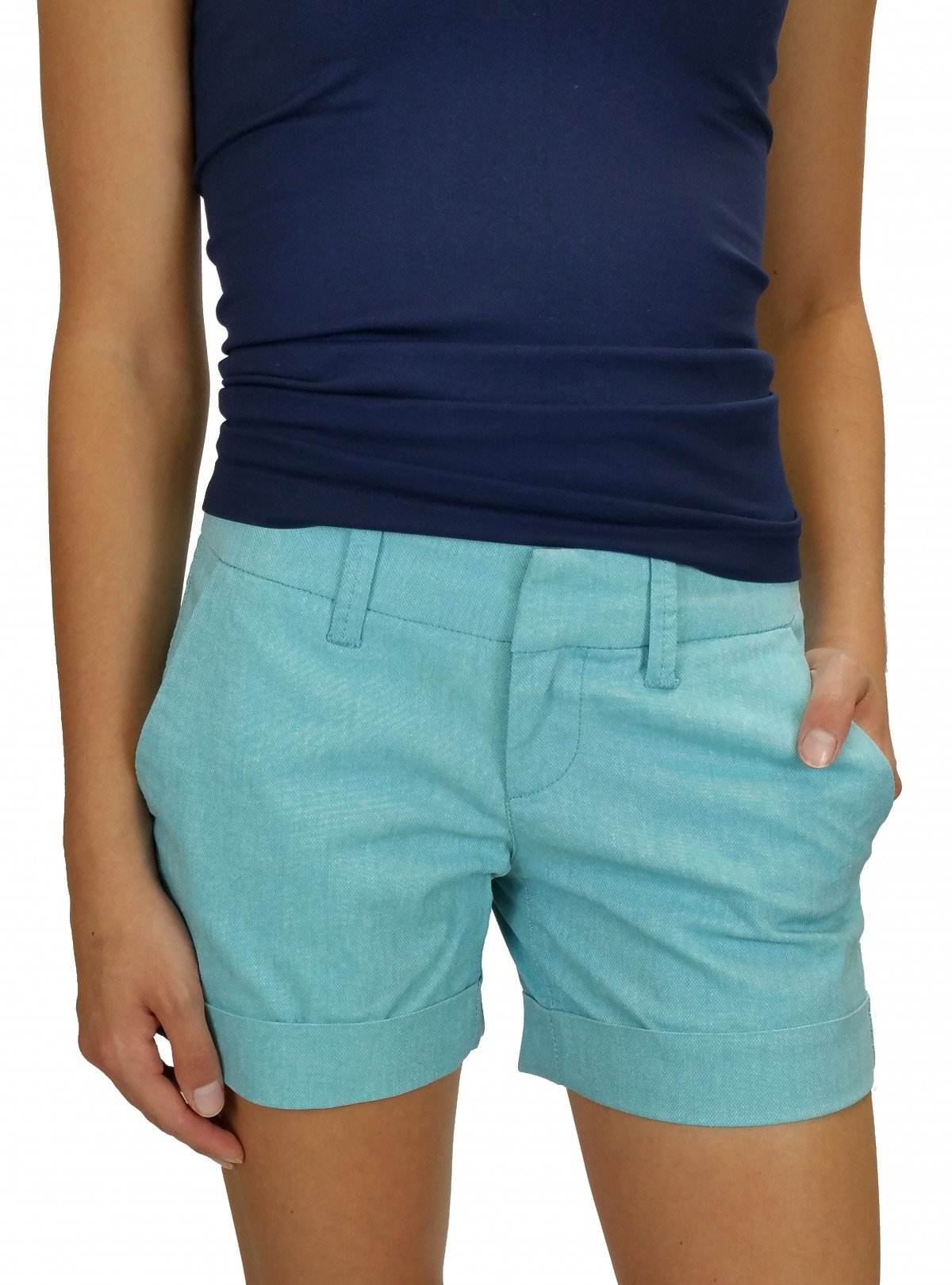 Dear John DJSS7472 Tiffany Blue Hampton Comfort Short (26)