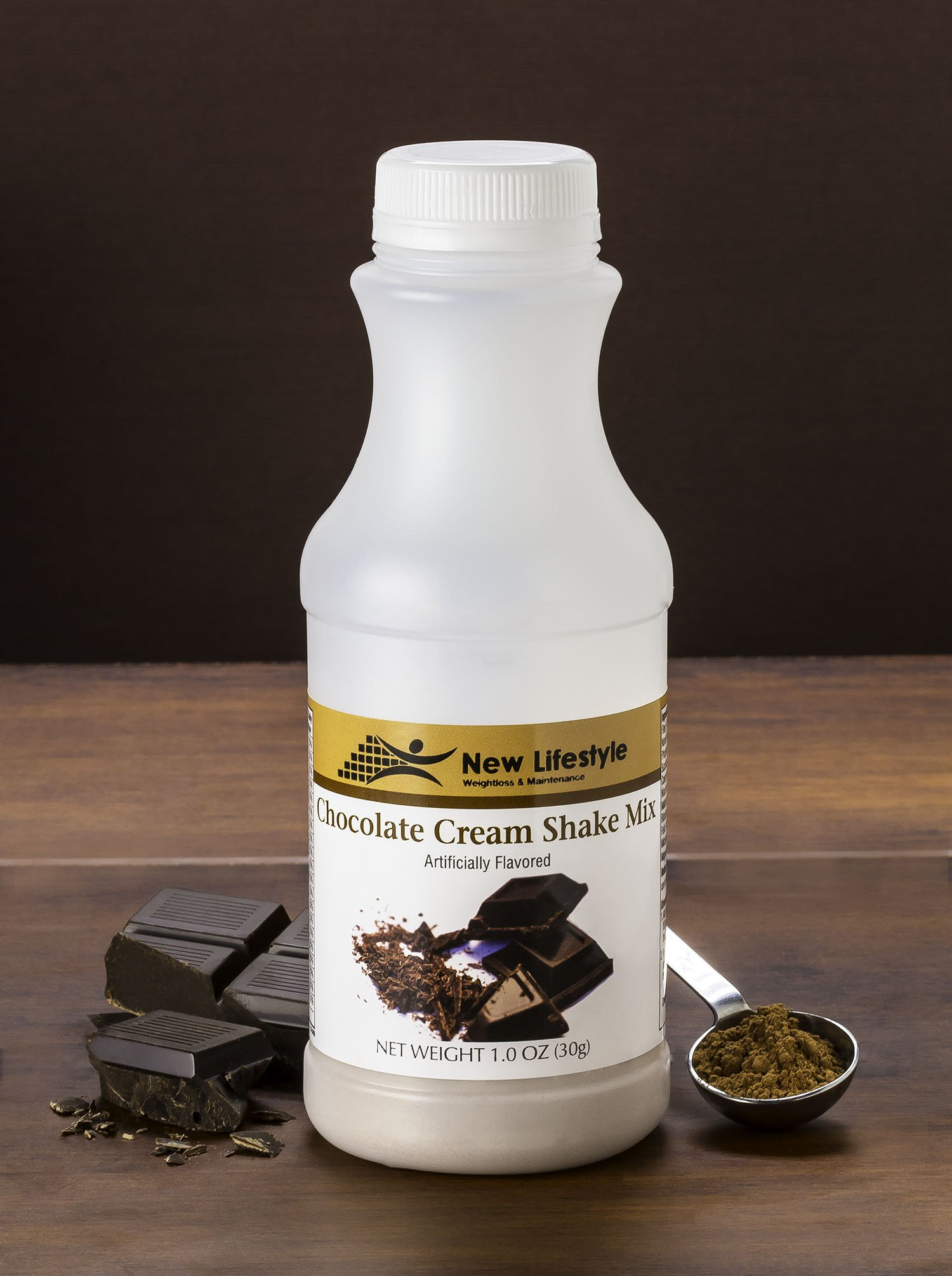 1 Case (24) Chocolate Ready to Go Protein Shakes - Healthy Meal Replacement Weight Loss & Healthy Living