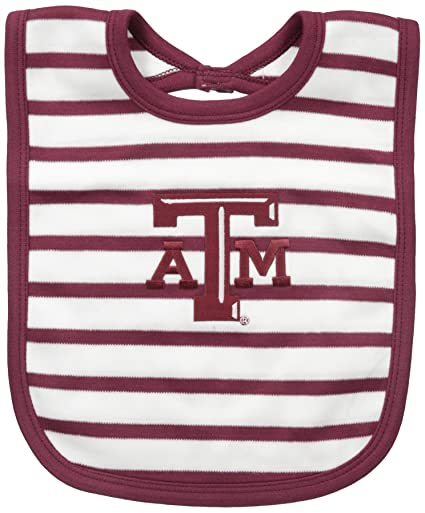 buy popular b7c7c 9ad38 Image Unavailable. Image not available for. Color  Two Feet Ahead NCAA  Texas A M Aggies Infant Stripe Knit ...