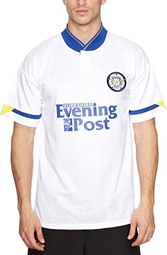 leeds united jersey