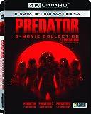 Predator 1-3 Tf Uhd+dhd-cb [Blu-ray] (Bilingual)