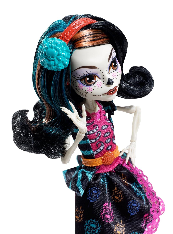 Monster High Muñeca de colección Skelita Ca (Mattel DPH48) s1HyJ9