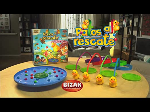 Bizak - Patos Al Rescate 61831518: Amazon.es: Juguetes y juegos