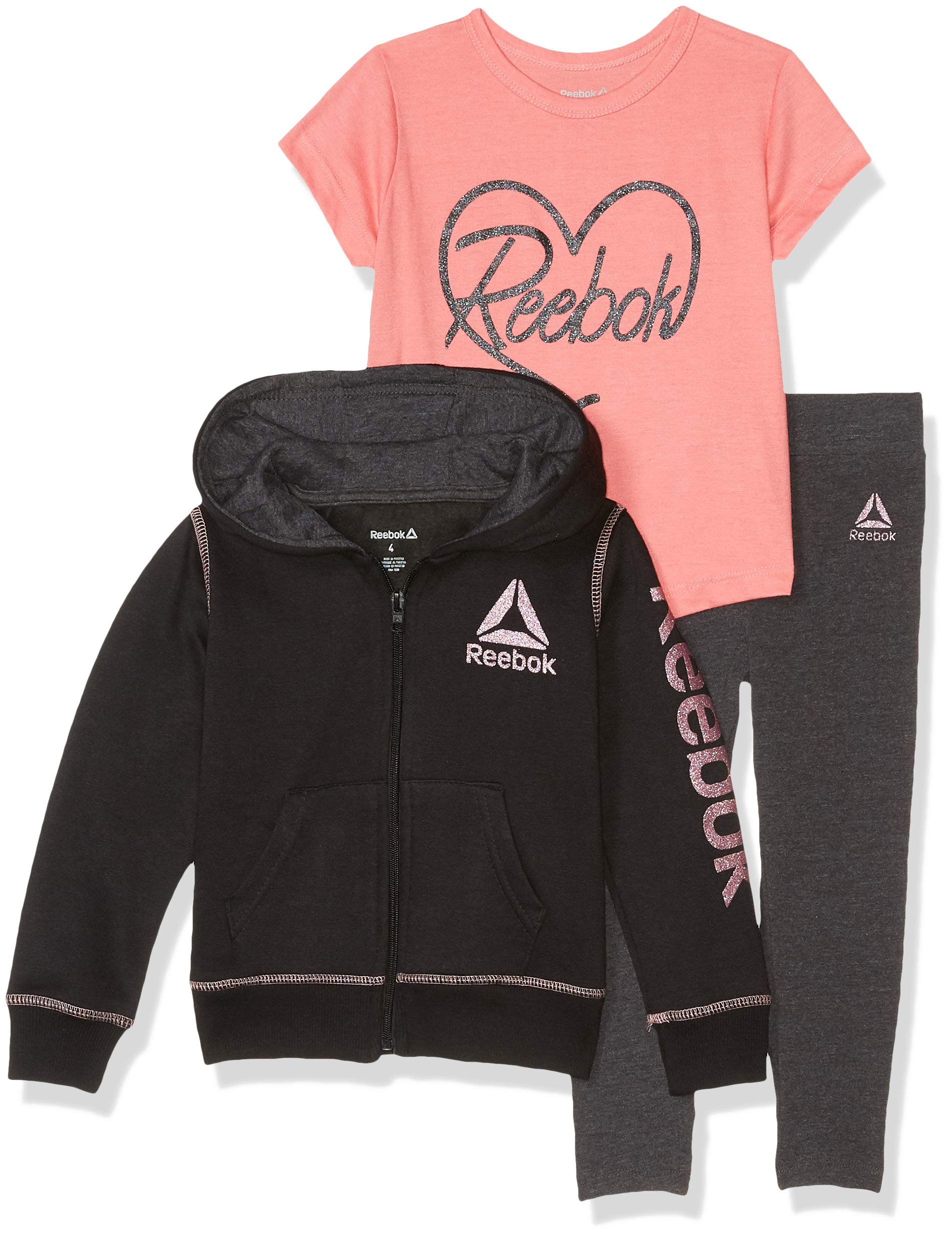 Reebok Girls' 3 Piece Set