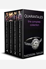Quarantales - The Complete Contemporary Romance Box Set: Cynda and the City Doctor, Billie and the Russian Beast, Goldie and the Three Bears, Reina and the Heavy Metal Prince Kindle Edition