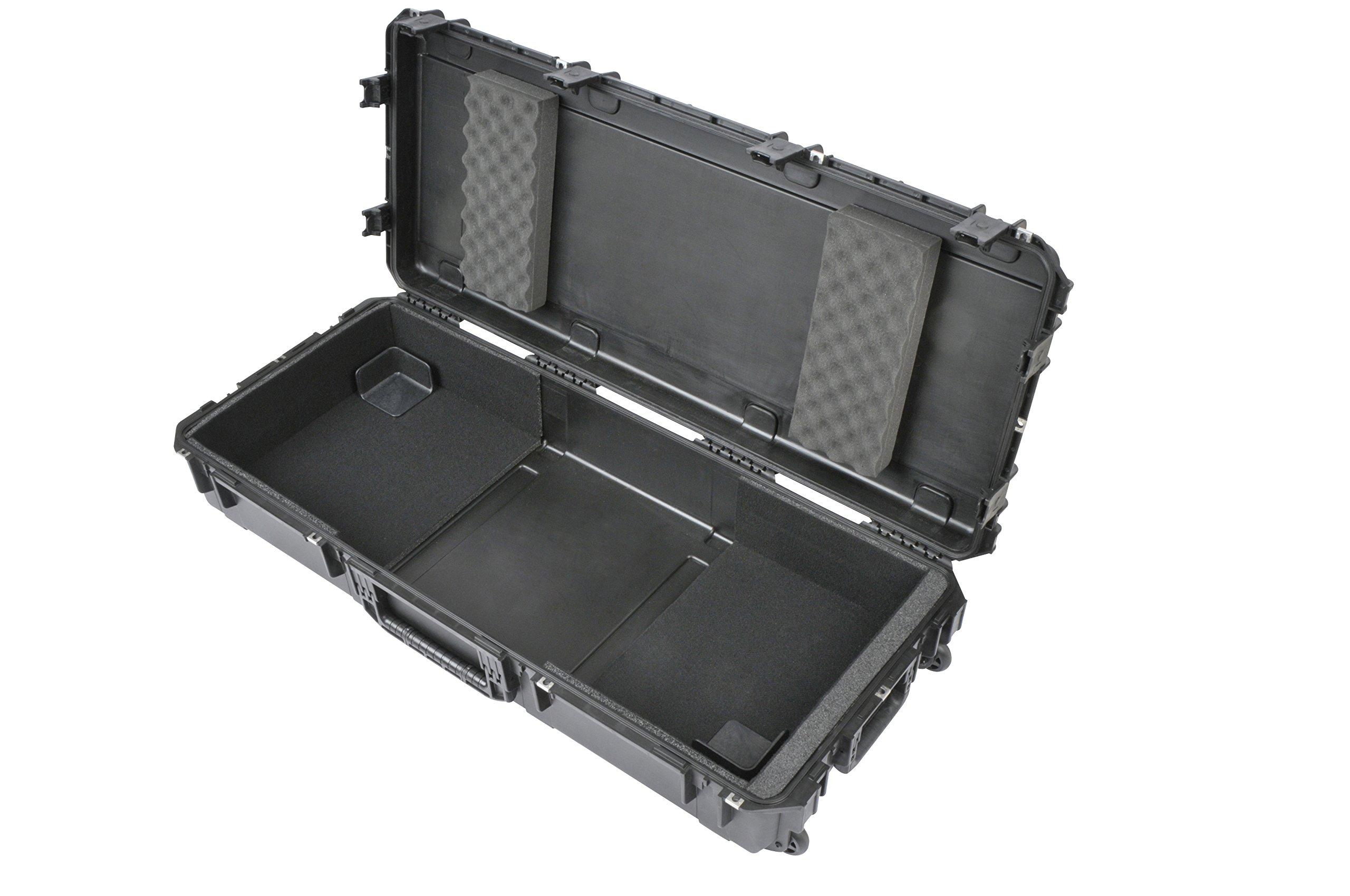 SKB 3I-4719-KBD Injection Molded 61-Note Keyboard Case