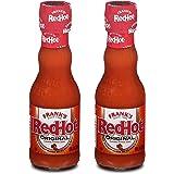 Frank's RedHot Original Cayenne Pepper Hot Sauce, 5 fl oz - PACK OF 2