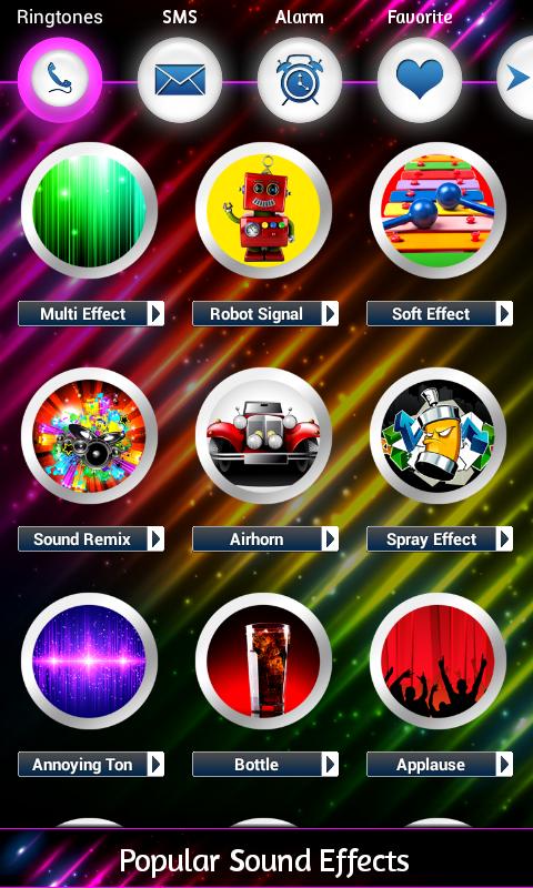 Popular Sound Effects