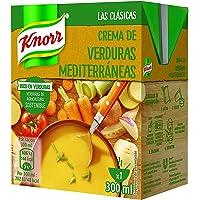 Knorr Crema con Verduras Mediterráneas - 300 ml