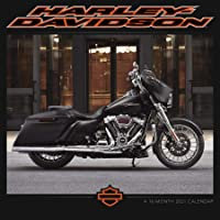 Image for 2021 Harley-Davidson Wall Calendar