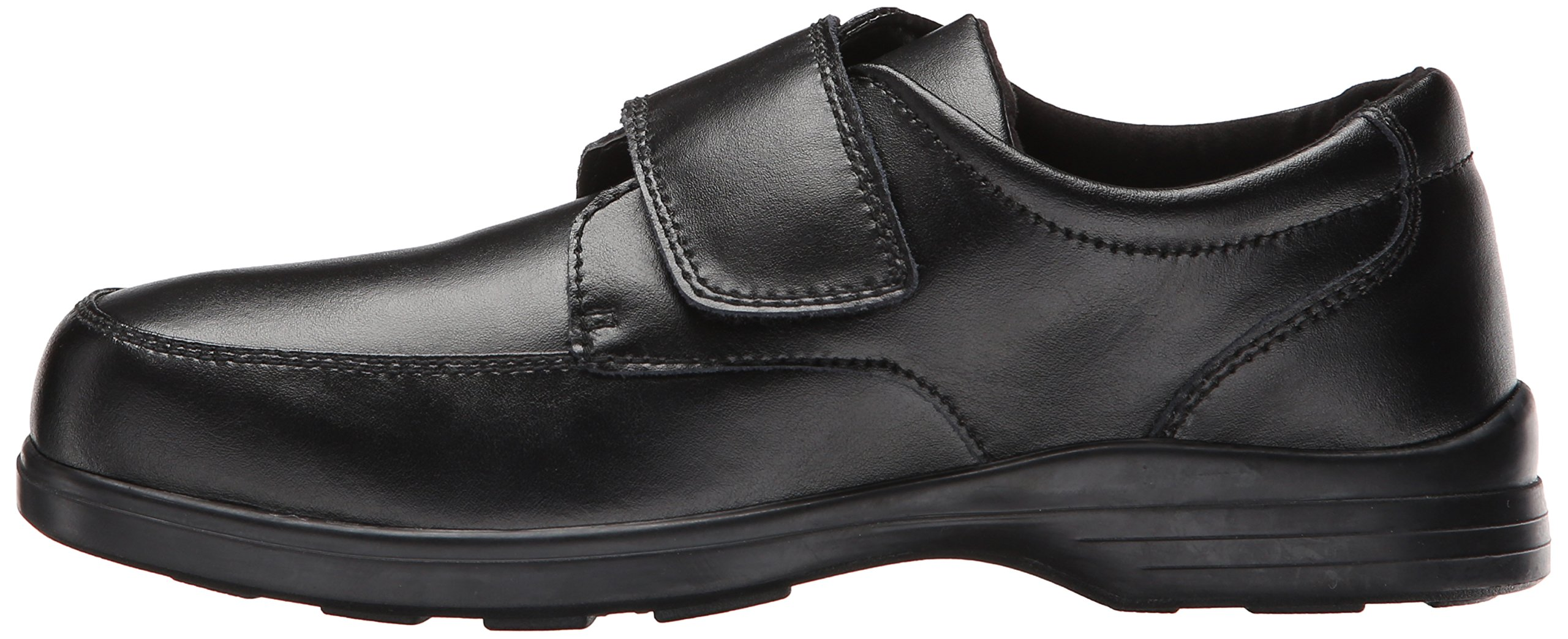 Hush Puppies Gavin Uniform Dress Shoe (Toddler/Little Kid/Big Kid), Black, 3 M US Little Kid by Hush Puppies (Image #5)