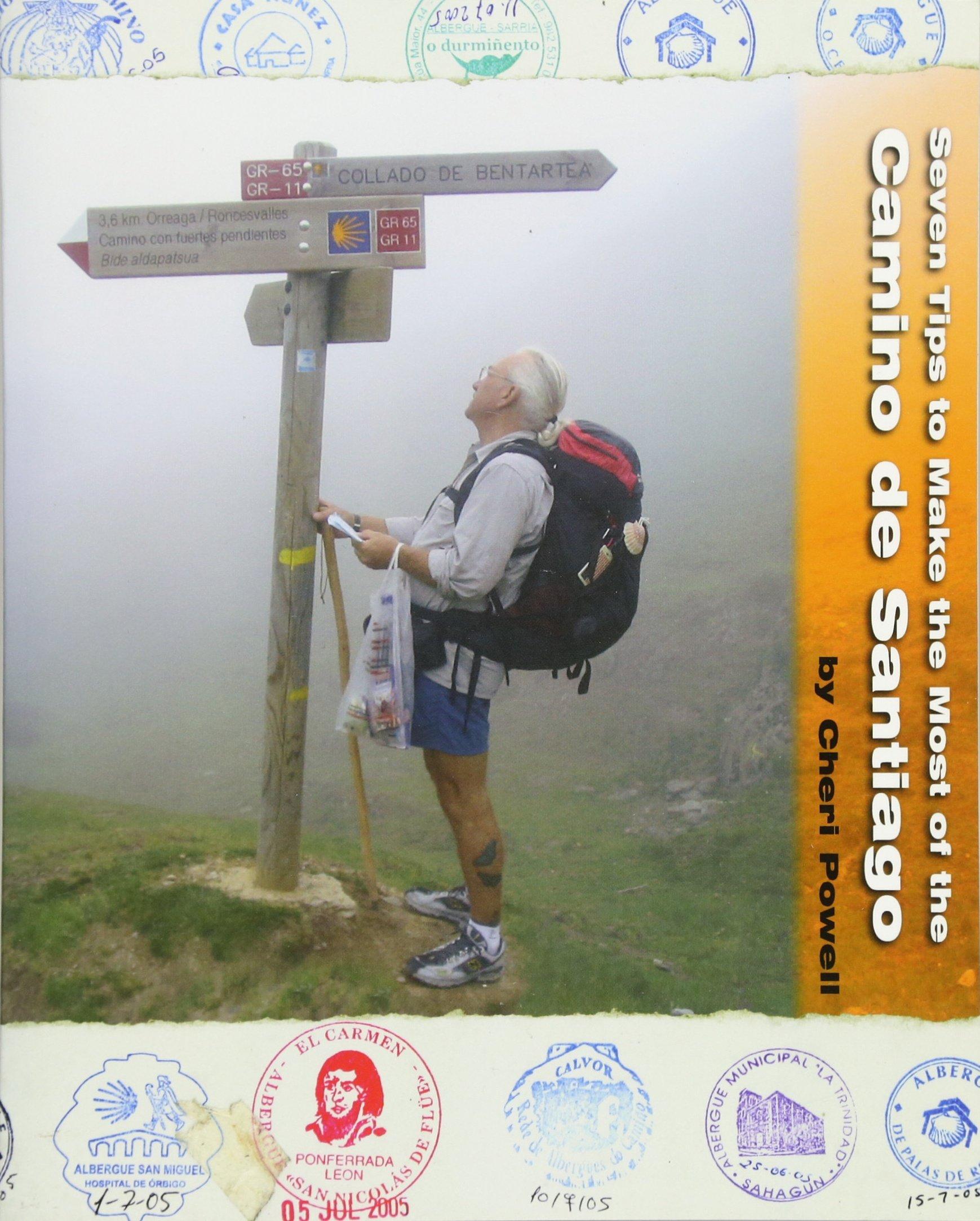 Read Online Seven Tips to Make the Most of the Camino de Santiago pdf epub