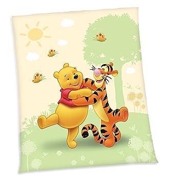 Herding 752280035 Fleecedecke Winnie Pooh, 130 x 160 cm: Amazon.de ...
