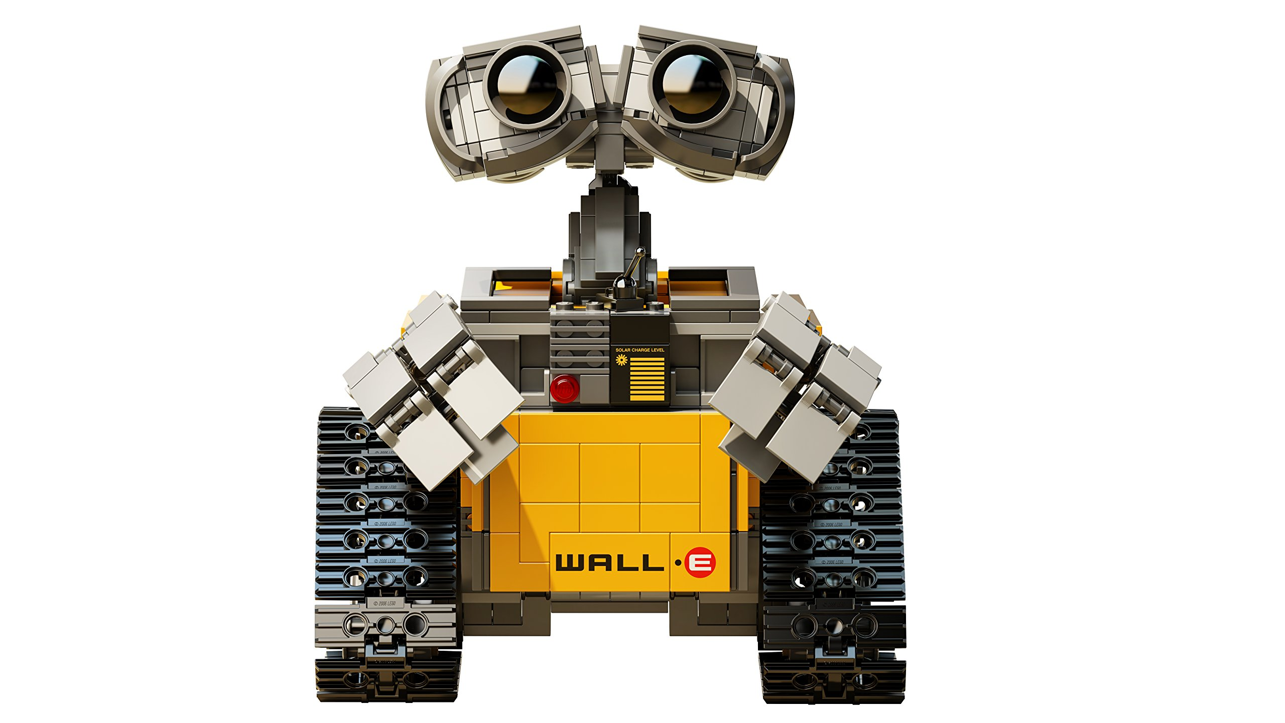 LEGO Ideas WALL E 21303 Building Kit by LEGO (Image #11)